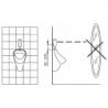 Sensorinis pisuaro nuleidėjas ORAS ELECTRA 6567