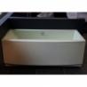 Akmens masės vonia VISPOOL RELAX 169 x 81 cm