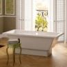 Akmens masės vonia VISPOOL NORDICA 160, 170 cm