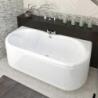 Akmens masės vonia VISPOOL LONDRA 170 x 76 cm