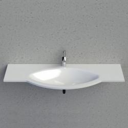 Praustuvas VISPOOL L-1300 128 x 52 cm