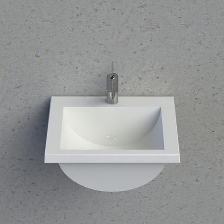 Praustuvas VISPOOL Q-500 50 x 48 cm
