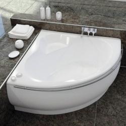 Akmens masės vonia VISPOOL FAMOSA 145 x 145 cm