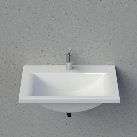 Praustuvas VISPOOL Q-700 70 x 50 cm