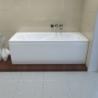 Akmens masės vonia VISPOOL CLASSICA 150 x 75 cm