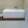 Akmens masės vonia VISPOOL CLASSICA 170 x 75 cm