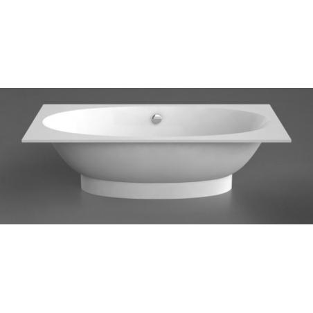 Akmens masės vonia VISPOOL GEMMA-1 195 x 101 cm