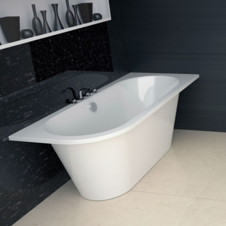 Akmens masės vonia VISPOOL EVENTO-3L 175 x 75 cm