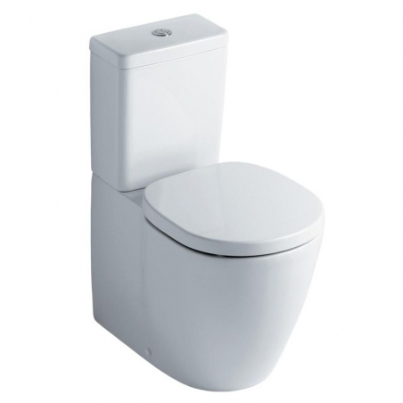 WC IDEAL STANDARD CONNECT su bakeliu CUBE