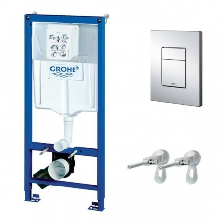 WC rėmas GROHE RAPID SL 3in1