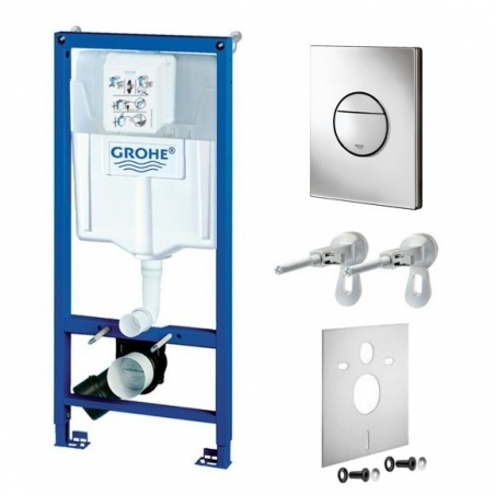 WC rėmas GROHE RAPID SL 4in1