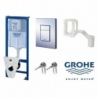 WC rėmas GROHE RAPID SL 5in1 su GROHE Fresh