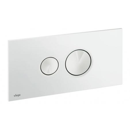 WC klavišas VIEGA VISIGN for STYLE 10 baltas