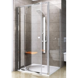 Kvadratinė dušo kabina RAVAK PIVOT PDOP+PPS