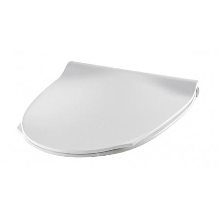 WC dangtis IFO SIGN ART Pressalit, lėtai nusileidžiantis baltas