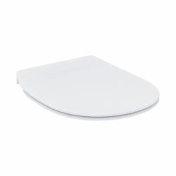 WC dangtis IDEAL STANDARD CONNECT Thin, lėtai nusileidžiantis
