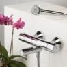 Termostatinis IL BAGNO ALESSI One by ORAS vonios ir dušo maišytuvas